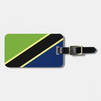 Tanzanian Luggage Tags