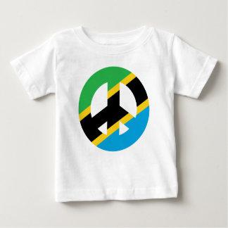 Tanzanian Peace Symbol Baby T-Shirt