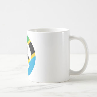 Tanzanian Peace Symbol Coffee Mug