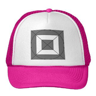 Tao Meow - Fancy style text. Trucker Hat