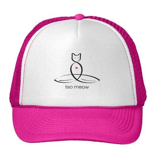 Tao Meow - Regular style text. Hat