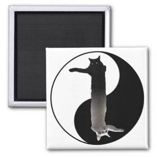 Tao of Longcat Fridge Magnet