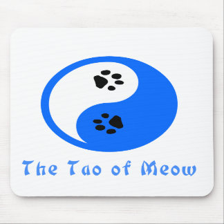 Tao of Meow Mousepad