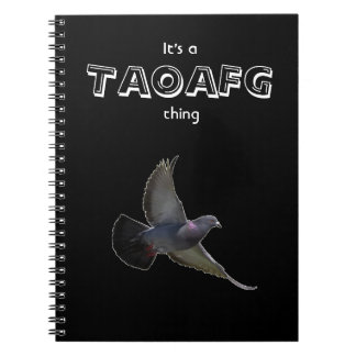TAOAFG Pigeon Journal