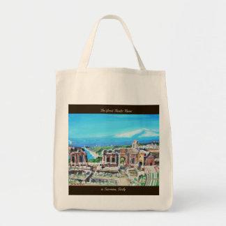 Taormina, Grocery Tote