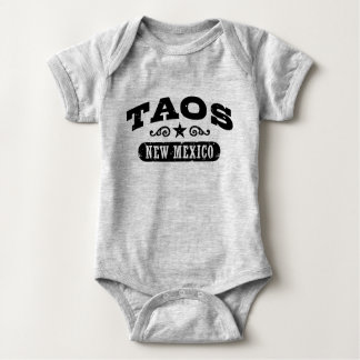 Taos New Mexico Baby Bodysuit