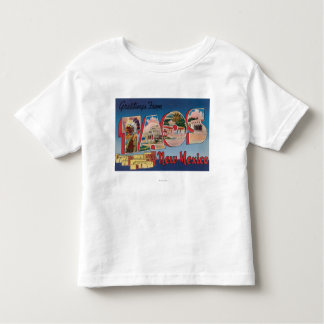 Taos, New MexicoLarge Letter ScenesTaos, NM Toddler T-Shirt