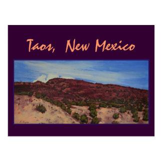 Taos Postcard