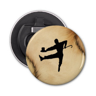 Tap Dancer Bottle Opener