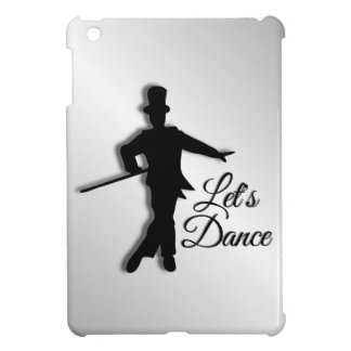 Tap Dancer Let's Dance Cover For The iPad Mini
