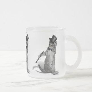 Tap Dancing Cat Mug