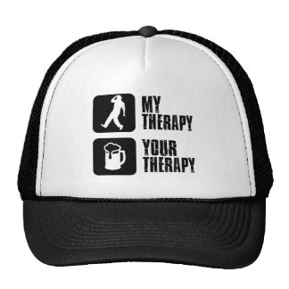 tap dancing my therapy mesh hats