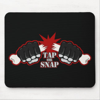 Tap or Snap Mouse Pad