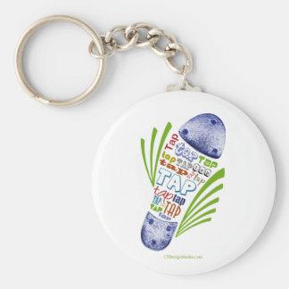 Tap Shoe - Keychain