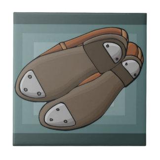 Tap Shoes Tile