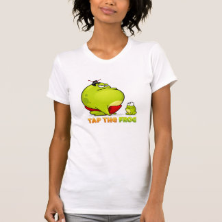 Tap the Frog - Girl tshirt