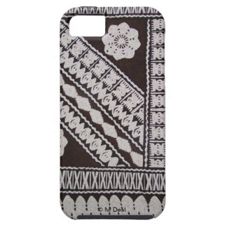 Tapa Cloth iPhone 5 Cover