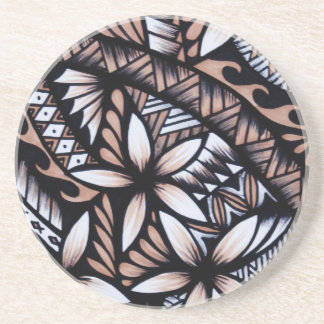 Tapa Poly Design Coaster