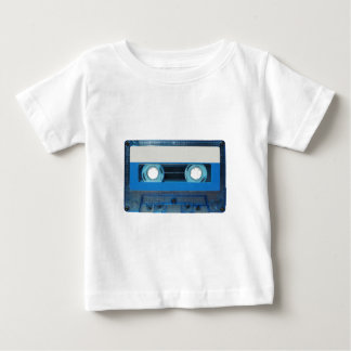 Tape cassette transparent background baby T-Shirt