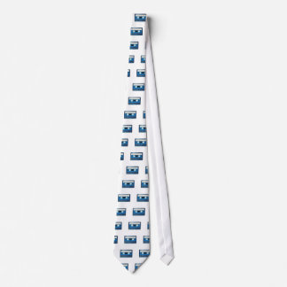 Tape cassette transparent background tie