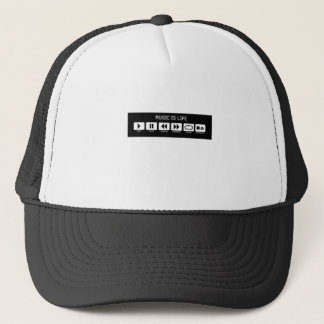 Tape Deck - Music is Life Trucker Hat