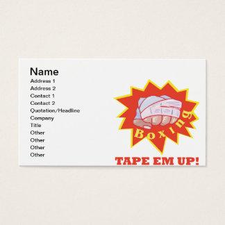 Tape Em Up Business Card
