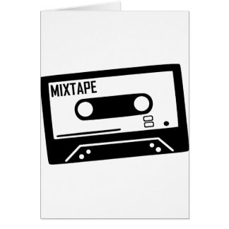Tape - Music Greeting Card