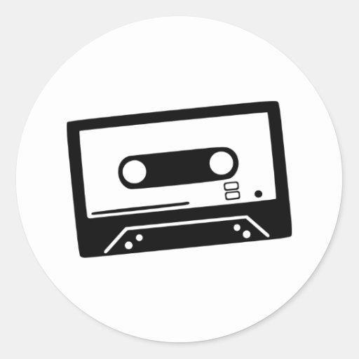 Tape - Music Sticker
