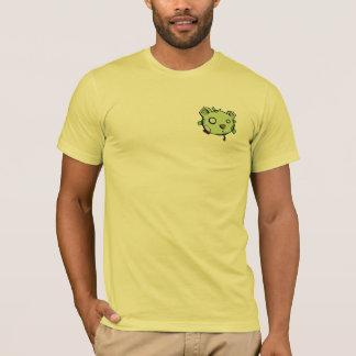 TapedOnBearBalloon - SourApple T-Shirt