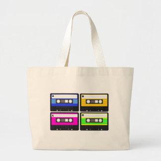 Tapes Jumbo Tote Bag