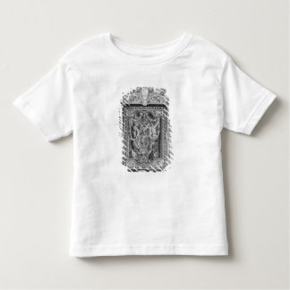 Tapestry of coat of arms of French Royal Family Toddler T-Shirt