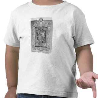 Tapestry of coat of arms of French Royal Family Tshirts