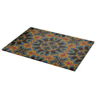 Tapestry pattern cutting board