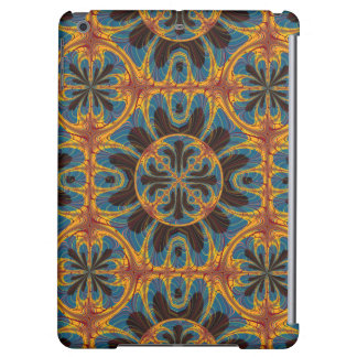 Tapestry pattern iPad air case