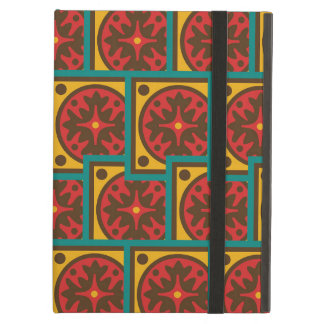Tapestry pattern iPad air cover