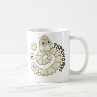Tapeworm Coffee Mug