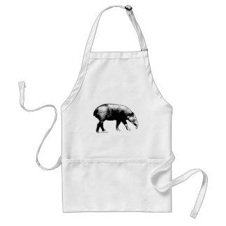 Tapir Apron