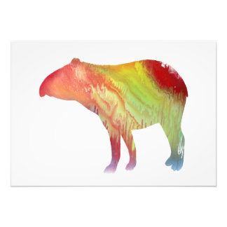 Tapir art art photo