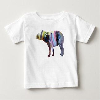 Tapir art baby T-Shirt