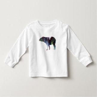 Tapir art toddler T-Shirt