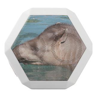 Tapir White Boombot Rex Bluetooth Speaker