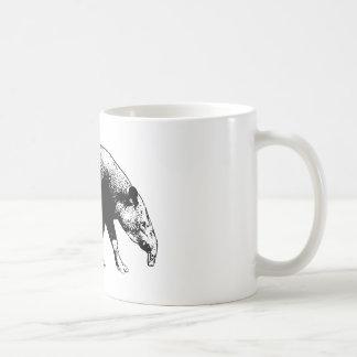 Tapir Mug Coffee Mugs