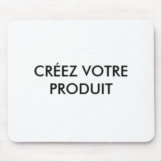 Tapis de souris - Créez un tapis de souris Mouse Pad