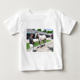 Tapit -Rote at Fasig Tipton Baby T-Shirt
