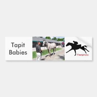 Tapit -Rote at Fasig Tipton Bumper Sticker
