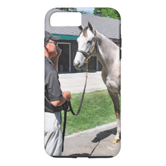 Tapit -Rote at Fasig Tipton iPhone 7 Plus Case