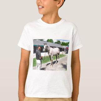 Tapit -Rote at Fasig Tipton T-Shirt