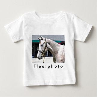 Tapit-Rote Fasig Tipton Baby T-Shirt
