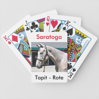 Tapit -Rote Hip no.140 Bicycle Playing Cards
