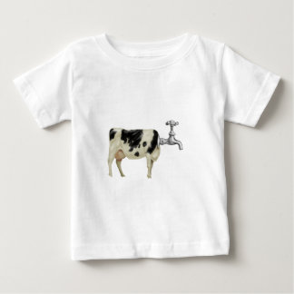 Tapped Cow Baby T-Shirt
